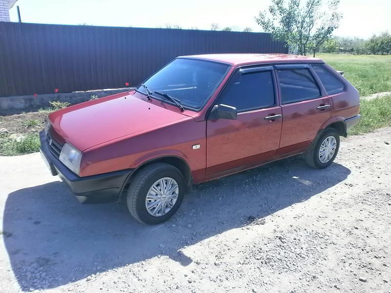 ВАЗ 2109 1993 в Запорожье
