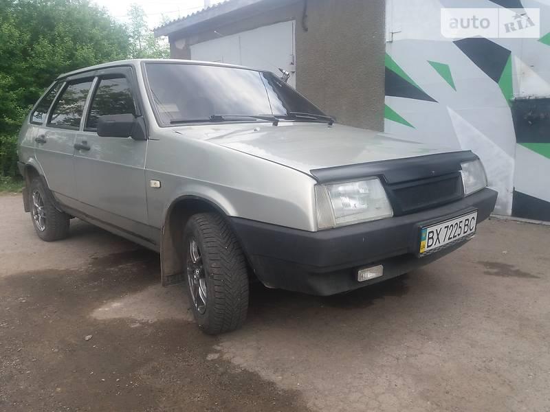ВАЗ 2109 2007 в Староконстантинове