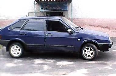 ВАЗ 2109 1988 в Жашкове