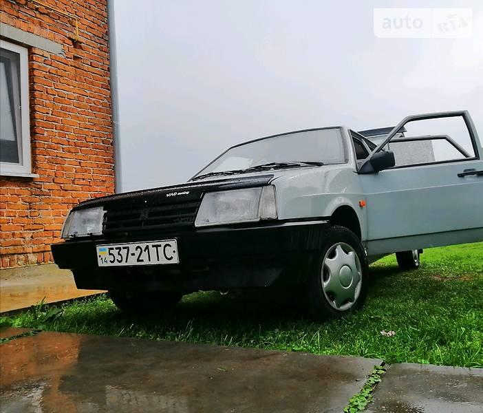 Lada (ВАЗ) 2109 1995 года в Ивано-Франковске