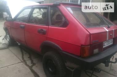 ВАЗ 2109 1988 в Ровно
