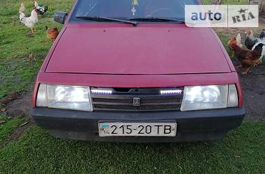 ВАЗ 2109 1993 в Львове