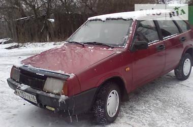 ВАЗ 2109 1989 в Перевальске