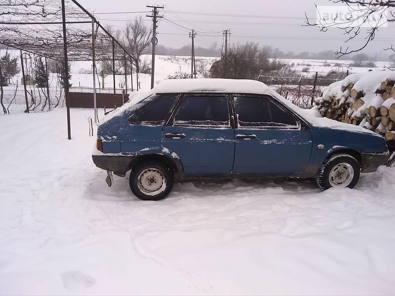 Lada (ВАЗ) 2109 1983 года в Ужгороде
