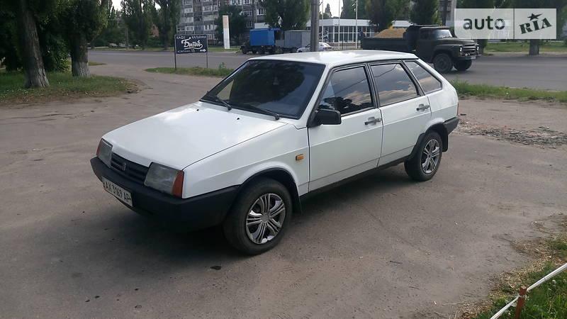 Lada (ВАЗ) 2109 1993 года в Сумах