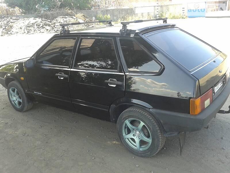 Хетчбек ВАЗ 2109 2001 в Черкасах