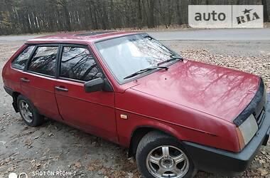 ВАЗ 2109 1996 в Попельне