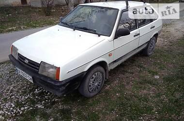Хэтчбек ВАЗ 2109 1991 в Каменец-Подольском