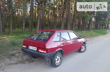 Хэтчбек ВАЗ 2109 1992 в Львове