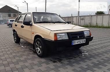 Хэтчбек ВАЗ 2109 1988 в Лубнах