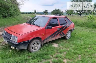 Седан ВАЗ 2109 1991 в Хотине
