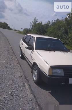 Хэтчбек ВАЗ 2109 1997 в Львове