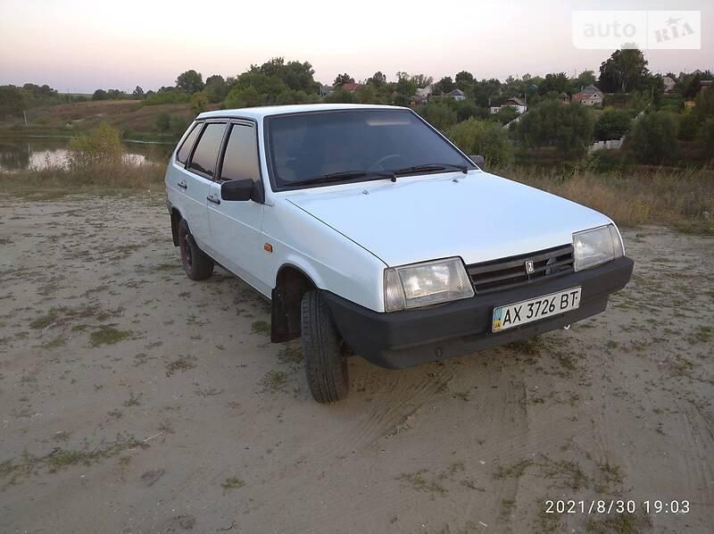 Хэтчбек ВАЗ 2109 1995 в Харькове