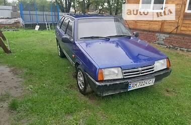 Хэтчбек ВАЗ 2109 1997 в Радомышле