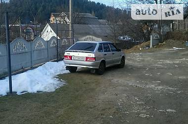 ВАЗ 2114 2006 в Надворной