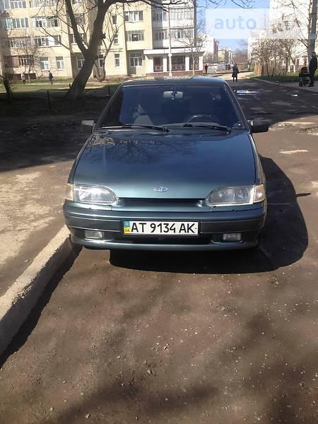 Lada (ВАЗ) 2115 2007 года в Ивано-Франковске