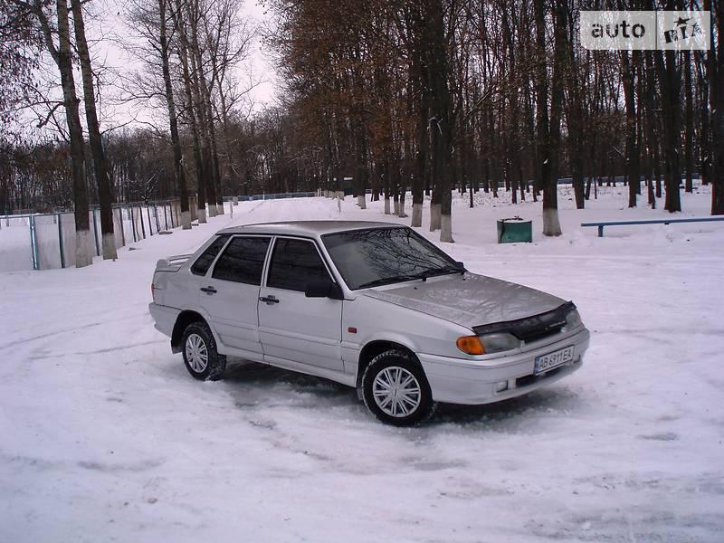 Lada (ВАЗ) 2115 2008 года в Виннице