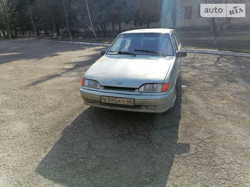 ВАЗ 2115 2006 в Славяносербске