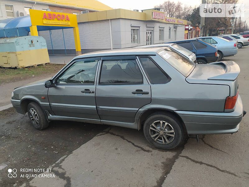 ВАЗ 2115 2007 в Мелитополе