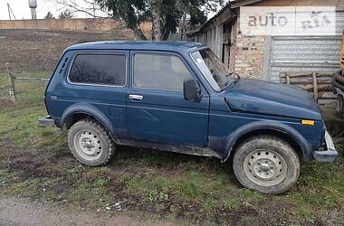 ВАЗ 21213 2001 в Ровно