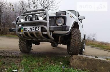 ВАЗ 21213 2002 в Львове