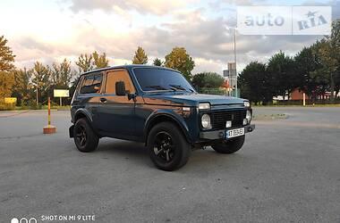 ВАЗ 21213 2003 в Ивано-Франковске