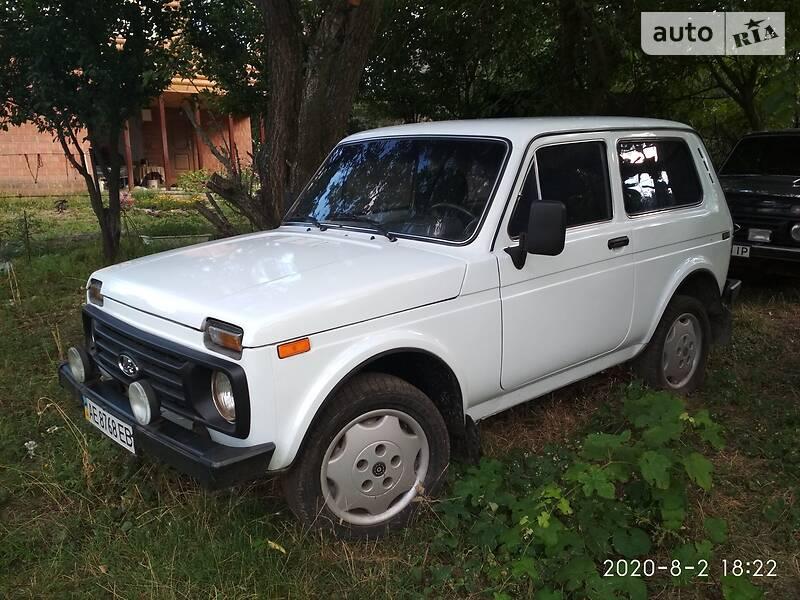 ВАЗ 21213 1995 в Днепре