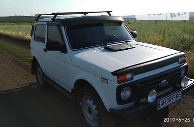 ВАЗ 21213 1999 в Славянске
