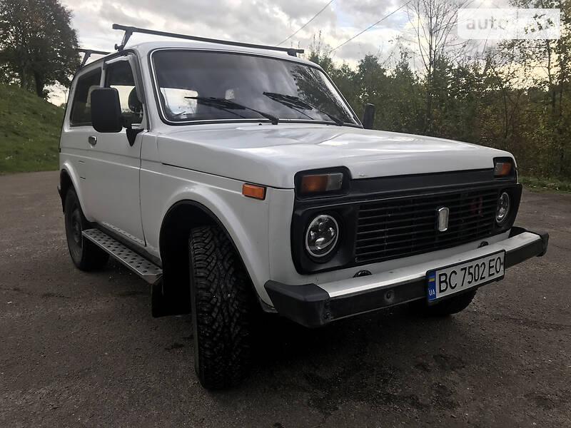 ВАЗ 21213 1999 в Львове