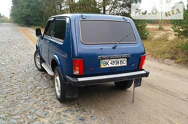 ВАЗ 21213 2004 в Рокитном