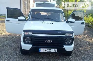 ВАЗ 21213 2000 в Ивано-Франковске