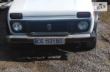 Внедорожник / Кроссовер ВАЗ 21213 1995 в Теофиполе