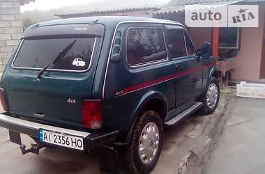 Внедорожник / Кроссовер ВАЗ 21213 1995 в Ставище
