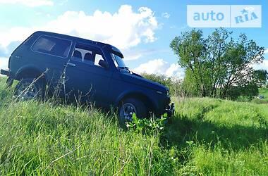 Внедорожник / Кроссовер ВАЗ 21213 1997 в Полтаве