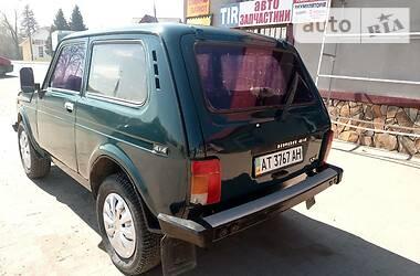 Внедорожник / Кроссовер ВАЗ 21213 2004 в Коломые