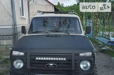 Внедорожник / Кроссовер ВАЗ 21213 1995 в Перечине
