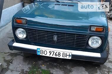 Внедорожник / Кроссовер ВАЗ 21213 2003 в Каменец-Подольском