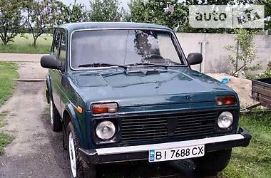 Внедорожник / Кроссовер ВАЗ 21213 2004 в Шишаки