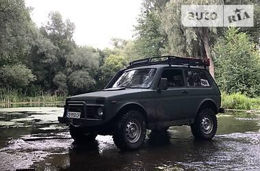 Внедорожник / Кроссовер ВАЗ 21213 2002 в Чернигове