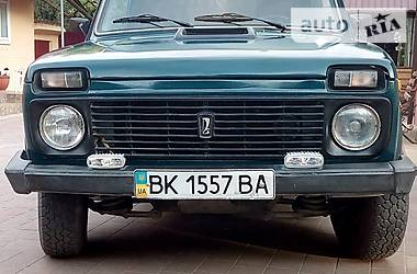 Хэтчбек ВАЗ 21213 1999 в Ровно