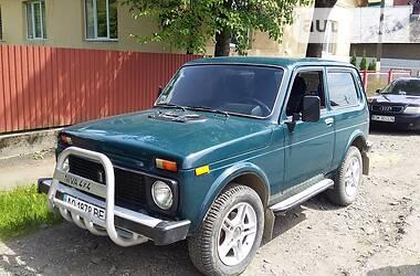 Внедорожник / Кроссовер ВАЗ 21213 2004 в Ужгороде