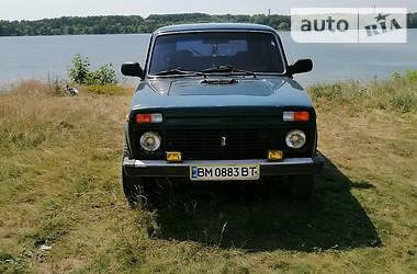 Внедорожник / Кроссовер ВАЗ 21213 2001 в Сумах