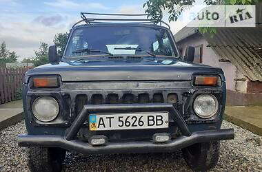 Внедорожник / Кроссовер ВАЗ 21213 2002 в Коломые