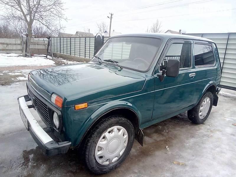 Lada (ВАЗ) 21214 2005 года в Киеве