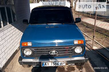 ВАЗ 21214 2005 в Харькове
