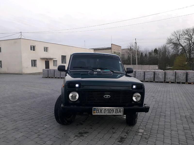 ВАЗ 21214 2008 в Каменец-Подольском