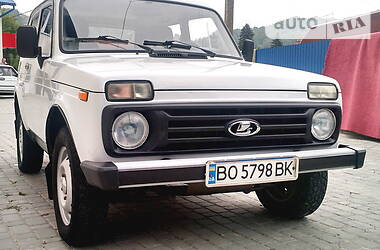 ВАЗ 21214 2006 в Тернополе