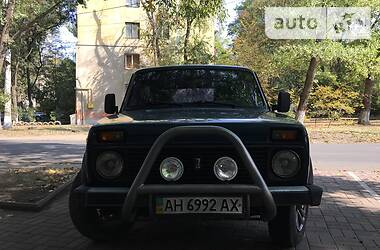 ВАЗ 21214 2006 в Мариуполе