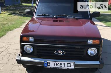 ВАЗ 21214 2012 в Полтаве