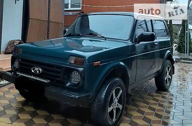 Внедорожник / Кроссовер ВАЗ 21214 2007 в Тячеве